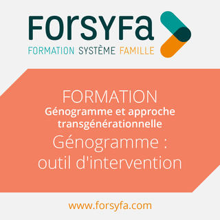 Formation Inter Génogramme - outil d'intervention