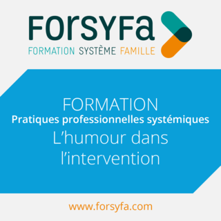 Formations inter - L'humour dans l'intervention
