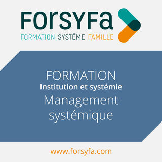 Formation Inter au management systémique