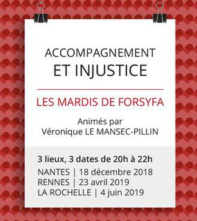 Accompagnement et injustice